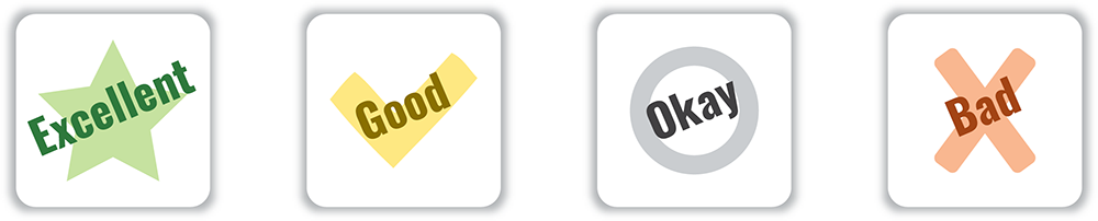 Customer Satisfaction Survey Icons